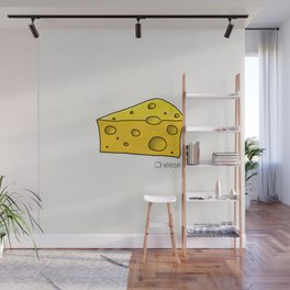Cheese Wall Mural