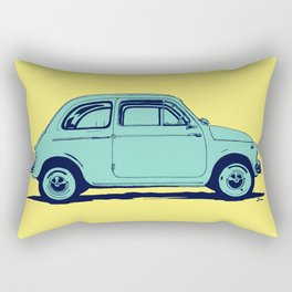 FIAT 500 new Rectangular Pillow