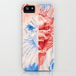 Chinese American iPhone Case
