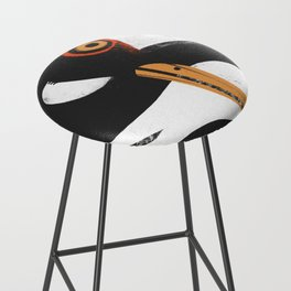 Bird of infinite Bar Stool