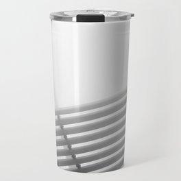 Untitled (Lines) Travel Mug
