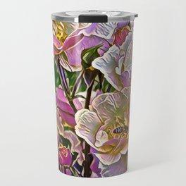Impression floral 12193 Travel Mug