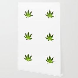 Marijuana Leaf Wallpaper