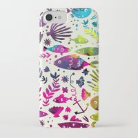 under the sea iPhone & iPod Cases featuring Under The Sea by 83 Oranges™