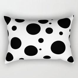 Dots III. Rectangular Pillow
