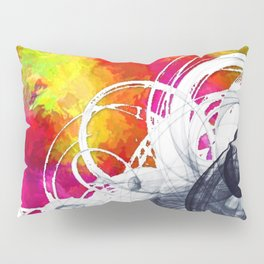 The Darkness Looms Pillow Sham