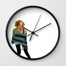 MY NAME IS CL OF 2NE1 Wall Clock