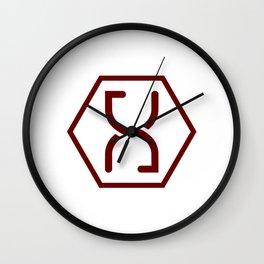 Altered Carbon Symbol Wall Clock