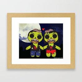 Undying Love Framed Art Print
