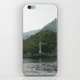 Lighthouse of Solitude iPhone Skin
