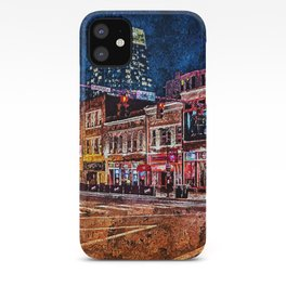 Nashville, Tennessee iPhone Case