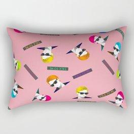 Bergman - Talk to Me Rectangular Pillow