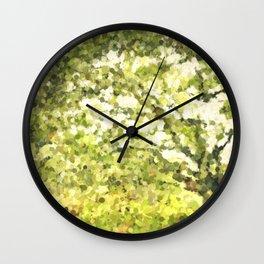 Live Oak Abstract Wall Clock