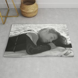 Surfed Out Rug