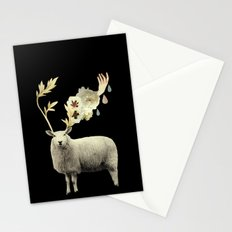i find you hidden there Stationery Cards