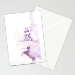 Watercolor landscape illustration_Istanbul Stationery Cards