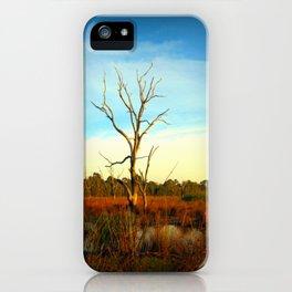 Cockatoo Tree iPhone Case