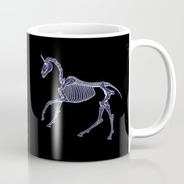 Unicorn Fossil Coffee Mug