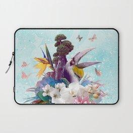 FLORAL HORNBILL / RIO Laptop Sleeve