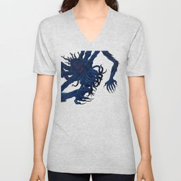 Bloodborne Amygdala have mercy Unisex V-Neck
