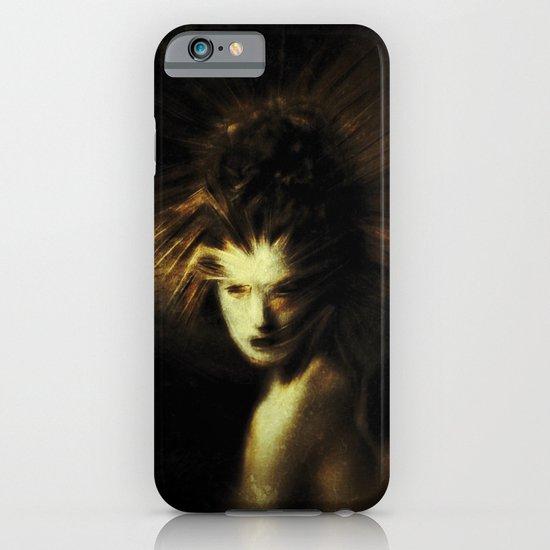YELLOW iPhone & iPod Case