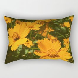 Sunshine Sprouts Rectangular Pillow