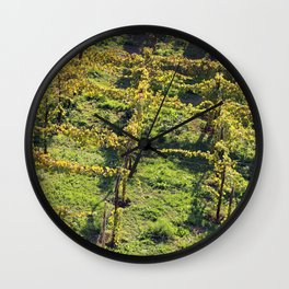 Vines Wall Clock