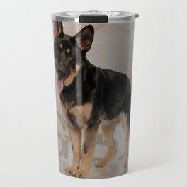 German Shepherd Dog - GSD Travel Mug