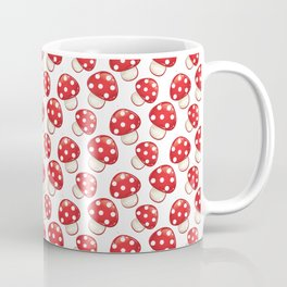 Cute Mushrooms Coffee Mug