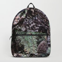 Real Owl Backpack