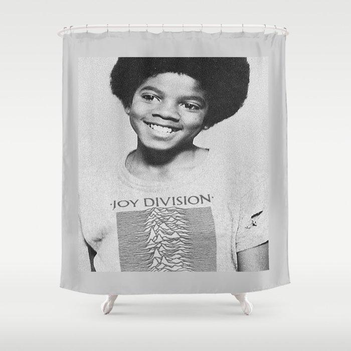 Michael Jack Shower Curtain