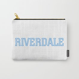 Riverdale - Logo Carry-All Pouch