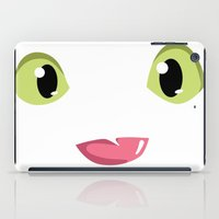 how to train your dragon iPad Cases featuring How to train your dragon Toothless by Komrod