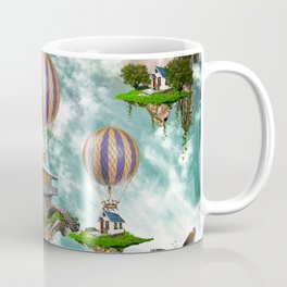Balloon House Coffee Mug
