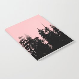 pale woods Notebook