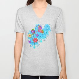 Season of Colors Unisex V-Neck