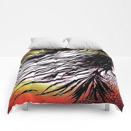 Fire spirit in the wind- Comforters