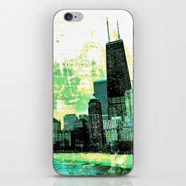 Chicago - The Windy City iPhone Skin