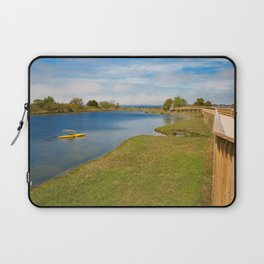 Assateague Island Marsh Laptop Sleeve