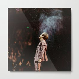 Harry on stage #3 Metal Print