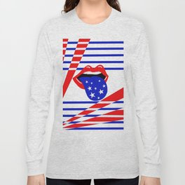 Star Spangled Love Long Sleeve T-shirt