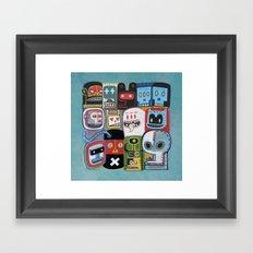 Instant drôlatique 3  Framed Art Print