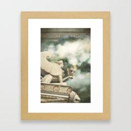 Baudelaire  Framed Art Print