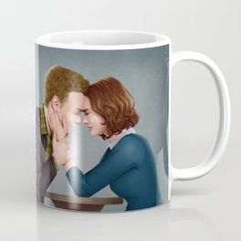 Fitzsimmons - The Forehead Touch Thing Coffee Mug