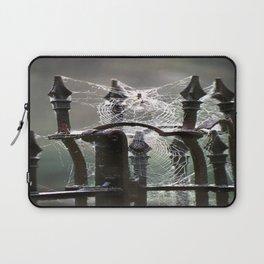 """""""Tangled Webs"""" jjhelene design Laptop Sleeve"""