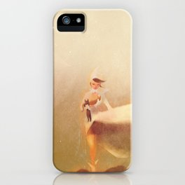 Save the cat! iPhone Case