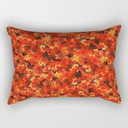 Japanese Autumn Rectangular Pillow