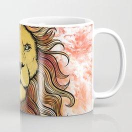 King The Lion Coffee Mug