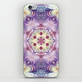 Mandalas from the Heart of Freedom 18 iPhone Skin