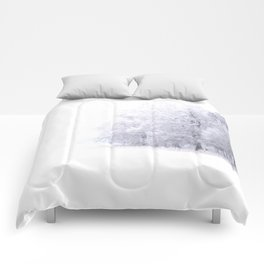 White Forest Comforters